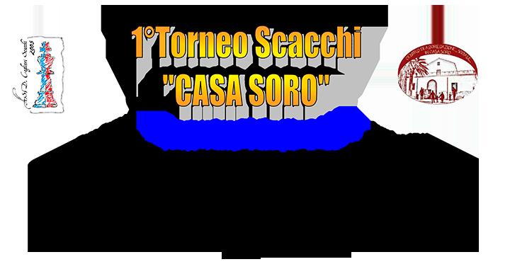 Calendario Tornei Scacchi.Torneo Di Scacchi A Casa Soro Asd Cagliari Scacchi